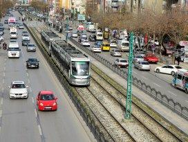 Konya'da kaç kişinin otomobili var?
