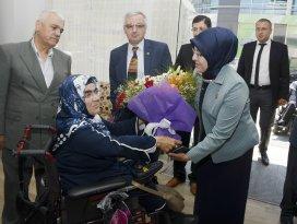 Meram Belediyesi'nden engellilere akülü araç