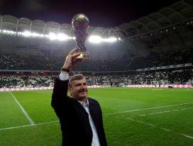 Başkan Akyürek, Konyaspor'a başarılar diledi