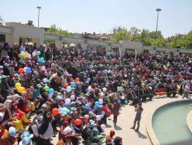 Konyada Engelliler Haftası etkinlikleri