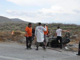 Konyadaki kazada ölenlerin kimlikleri belirlendi