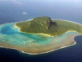 Pasifik Okyanusundaki beş adacık kayboldu