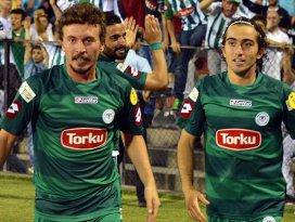 Bekle bizi Avrupa, Konyaspor geliyor