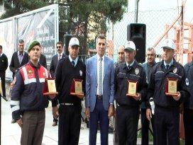 Akşehir'de Trafik Haftası etkinlikleri