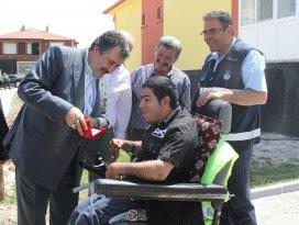 Başkan Kale'den Engelliler Haftası mesajı