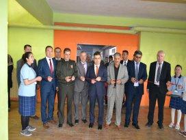 Kulu'da TÜBİTAK 4006 Bilim Fuarı açıldı