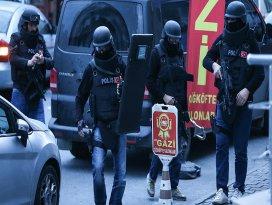 İstanbulda saldırı hazırlığında 2 kişi yakalandı