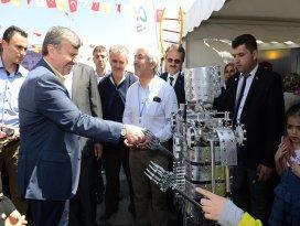 Eğlenerek öğreten bilim festivali Konya'da