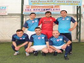 Beyşehir Belediyespor futbol turnuvasında ikinci oldu