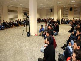 """""""Bugünün Gençleri Yarının Ustaları Projesi"""" toplantısı yapıldı"""