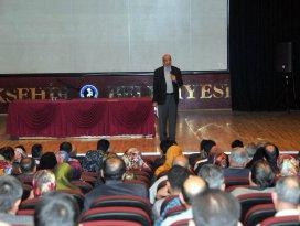 Akşehirde Kut-ül Amare konferansı