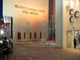 Son karar: MHP kongresi yapılamaz