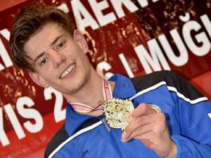 Talha Bayram Türkiye şampiyonu oldu