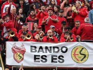 Bando ES ES, Euro 2016da!