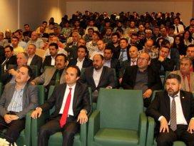Seydişehirde Seyyid Harun Veli konferansı