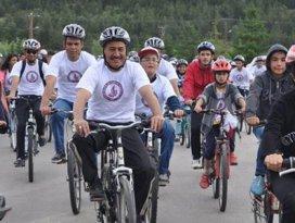 Seydişehirde 2. Bisiklet Şenliği