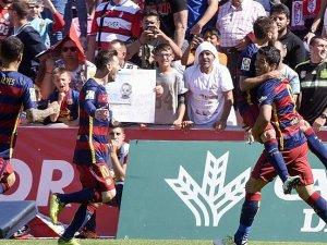 La Ligada şampiyon Barcelona