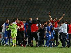 Kardemir Karabükspor Süper Lige yükseldi