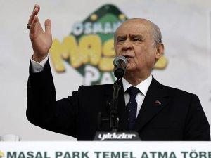 Bahçeli: Türk milleti vahdet çizgisinden ayrılmayacak