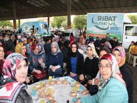 Muhacir-Ensar Kardeşliği kaynaşma programı düzenledi