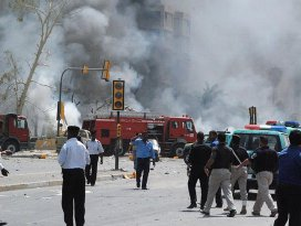 Irakta LPG fabrikasına saldırı: 18 ölü, 32 yaralı