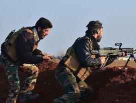 Suriyede muhalifler 5 köyü DAEŞten geri aldı