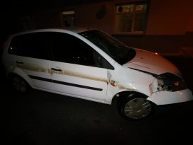 Konyada otomobilin çarptığı yaya öldü