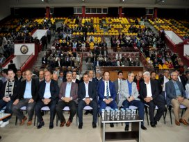 Seydişehirde Seyyid Harun Veli konulu konferans