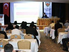 Esnaf Odası Genel Sekreterlerine hizmetiçi eğitim semineri