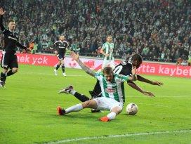 Konyaspor-Beşiktaş maçının tarihi yine değişti