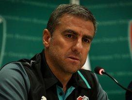 Hamzaoğlu: Bazı oyuncularla transfer görüşmeleri yaptık