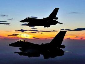 Irakın kuzeyinde 26 hedef imha edildi