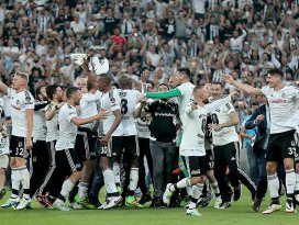 Şampiyon Beşiktaş sezonu Konyada tamamlayacak