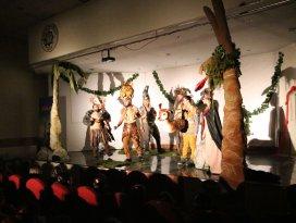 Beyşehirde Hayy Meraklı Çocuk tiyatro oyunu