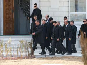 Başbakan Cuma Namazını Konyada Kıldı