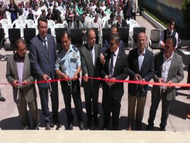 Beyşehir'de 4006 TÜBİTAK bilim fuarı açıldı