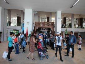 Antalya Expo Fuarında Beyşehir rüzgarı esiyor