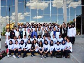 NEÜ Meram Tıp Fakültesinde Hemşirelik Haftası kutlandı