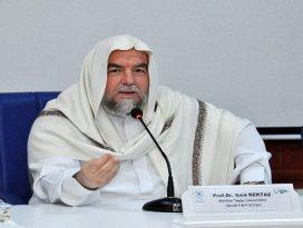 Prof. Dr. Said Bektaş NEÜde konferans verdi