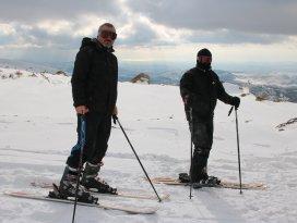 Konyada kayak keyfine hazır mısınız?