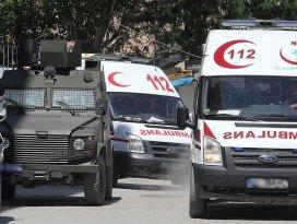 Aktütünde terör saldırısı: 4 şehit, 9 yaralı