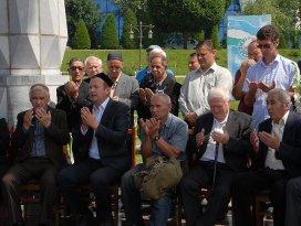 Özbekistanda Kırım Tatar sürgünü anma töreni