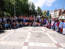 Beyşehir'de 19 Mayıs Bayramı kutlamaları