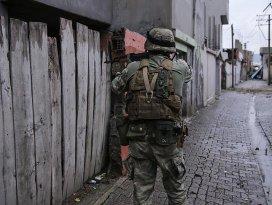 Nusaybindeki terör operasyonunda 1 asker şehit oldu