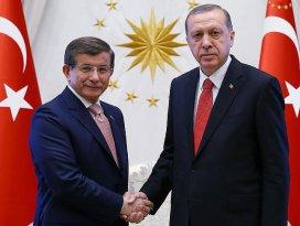 Erdoğan, Başbakan Davutoğlunu kabul etti