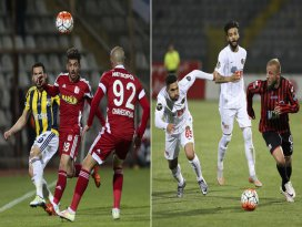 Medicana Sivasspor ve Eskişehirspor küme düştü