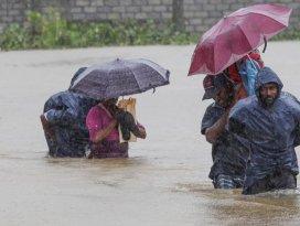 Sri Lankada sel: 43 ölü