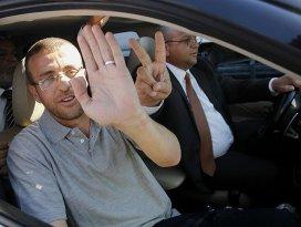 Filistinli gazeteci Kıyk serbest bırakıldı