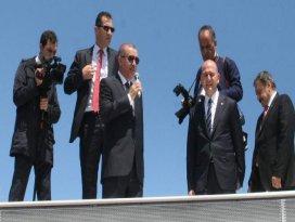Cumhurbaşkanı Erdoğan: Eğer 367 aşılmazsa...