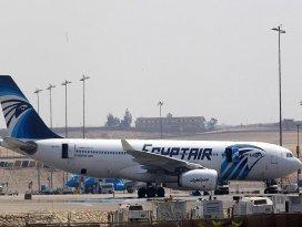 Akdenizde düşen Mısır uçağının enkazına ulaşıldı